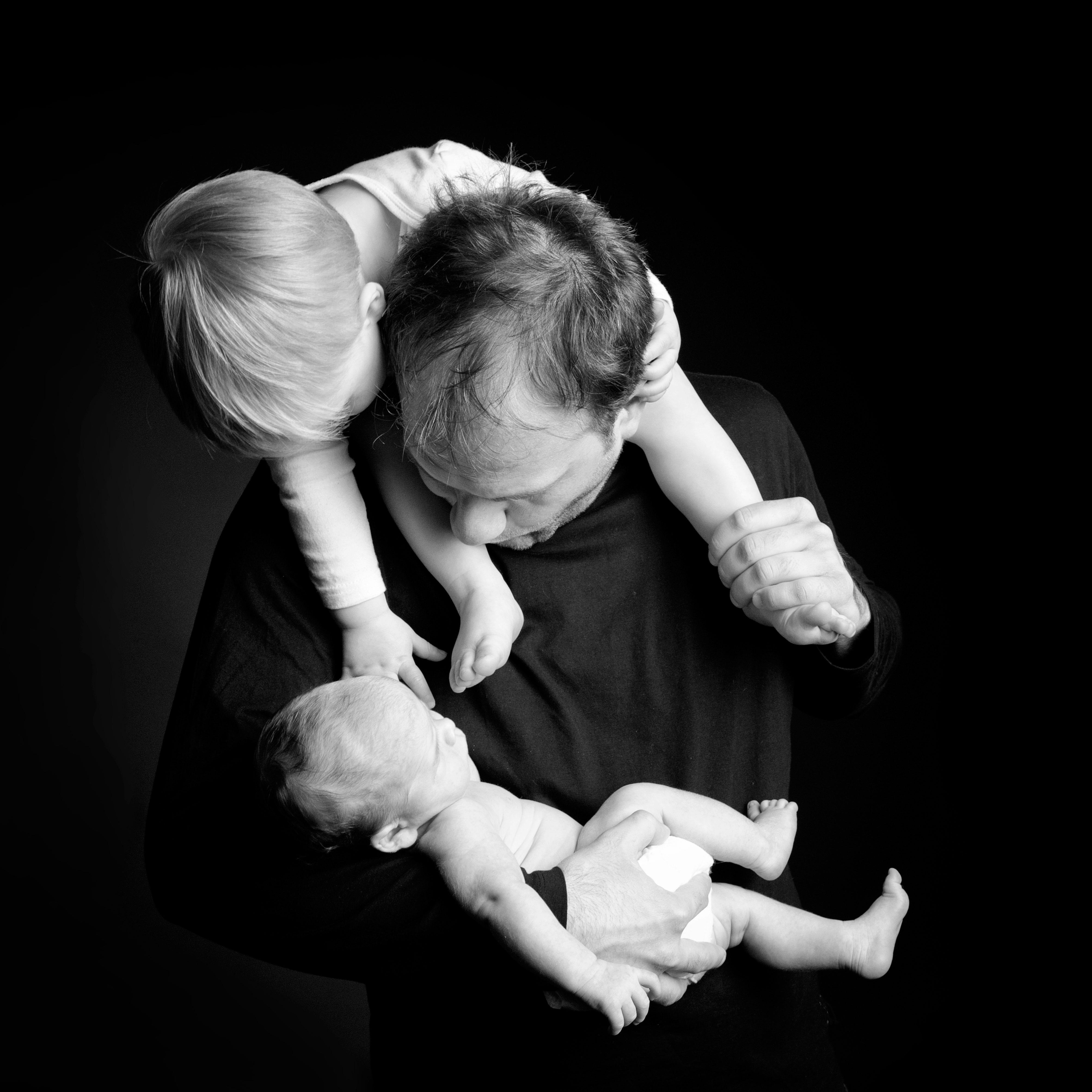 Familie, Fotografie, Düsseldorf, Portrait, Baby Neugeboren