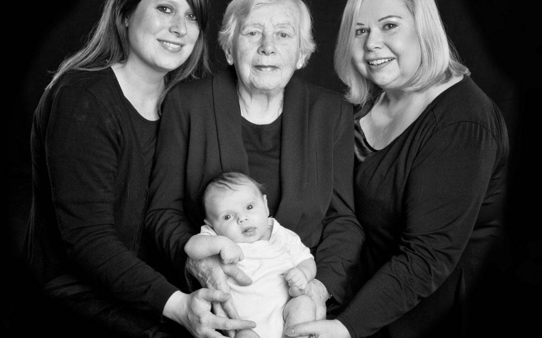 Das Familienportrait