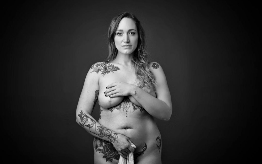 Nadine -Tattoo-Portait