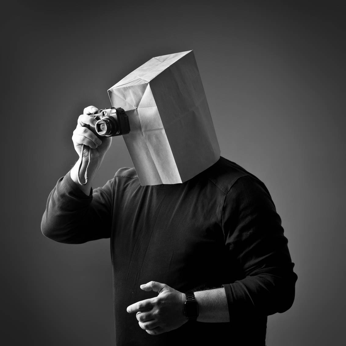 Anonymous Portrait Projekt