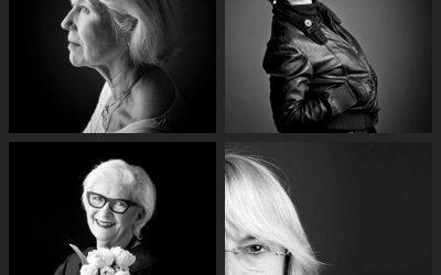Frauen im besten Alter  – 70 x 70